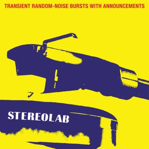 Stereolab - Transient Random-Noise Bursts With Announcements (Expanded Edition) Clear - D-UHF-D02RC - DUOPHONIC ULTRA HIGH FREQUENCY DISKS