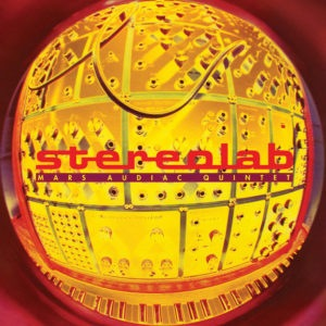 Stereolab - Mars Audiac Quintet (Expanded Edition) Clear - D-UHF-D05RC - DUOPHONIC ULTRA HIGH FREQUENCY DISKS
