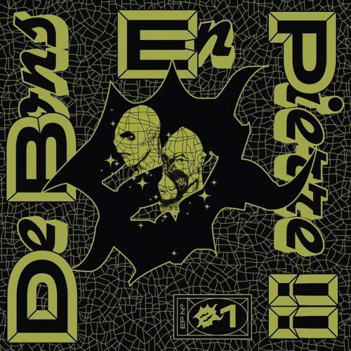 De-Bons-en-Pierre/Beau Wanzer/Maoupa Mazzocchetti - EP No.1 - DE236 - DARK ENTRIES