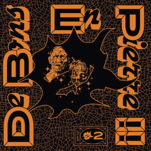 De-Bons-en-Pierre/Beau Wanzer/Maoupa Mazzocchetti - EP No.2 - DE237 - DARK ENTRIES