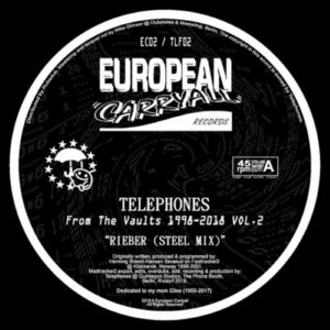 Telephones - From The Vaults 1998-2018 Vol.2 - EC02 - EUROPEAN CARRYALL