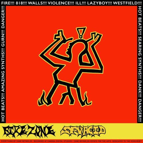 SFV Acid - Fire Zone - EKS017 - EKSTER