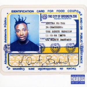 Ol' Dirty Bastard - Return To The 36 Chambers - GET52716-1 - GET ON DOWN