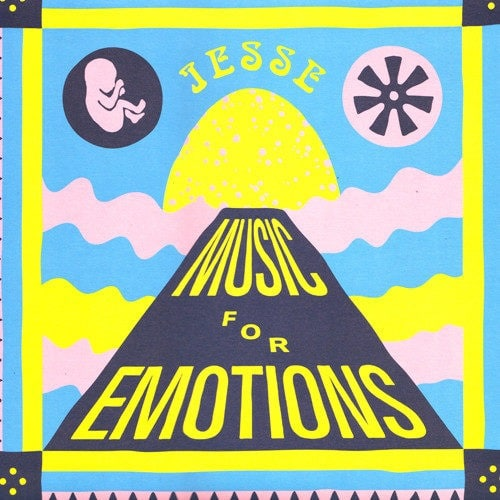 Jesse - Music For Emotions - HST009 - HAISTA