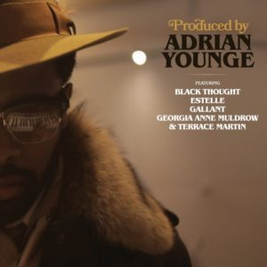 Adrian Younge - Produced by Adrian Younge - LL039LP - LINEAR LABS