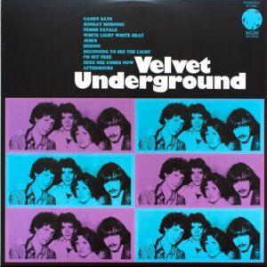 Velvet Underground - Velvet Underground - LP5466 - SUNDAZED MUSIC