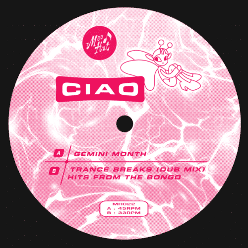 Ciao - Gemini Moth - MH022 - MOOD HUT