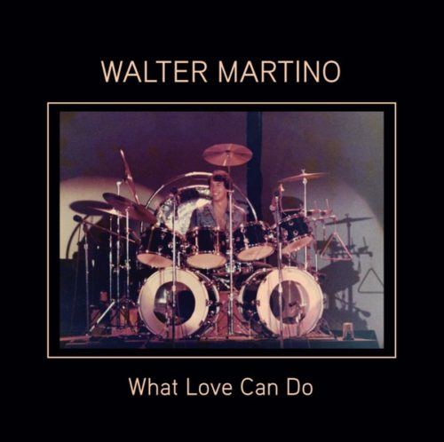 Walter Martino - What Love Can Do - MISSYOU006 - MISS YOU