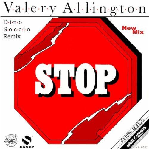 Valery Allington - Stop - MS61-R - HIGH FASHION MUSIC
