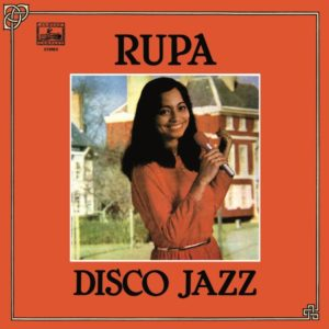 Rupa - Disco Jazz (Coloured LP) - NUM805LP-C1 - NUMERO GROUP