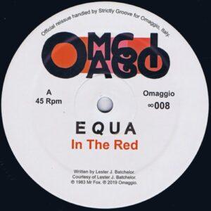 Equa - In The Red - OMAGGIO008 - OMAGGIO