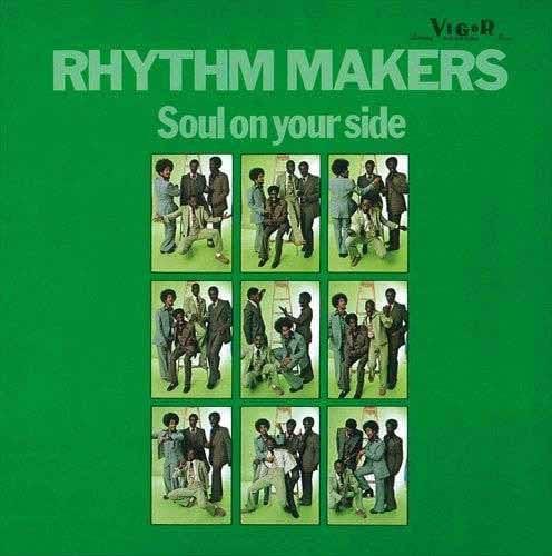 Rhythm Makers - Soul On Your Side - OTS152 - TRIO