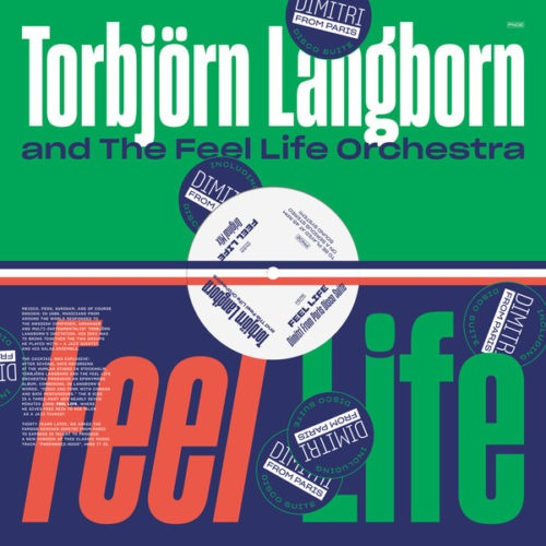 Torbjörn Langborn And The Feel Life Orchestra - Feel Life (Including Dimitri From Paris Disco Suite) - PN02 - PARDONNEZ-NOUS
