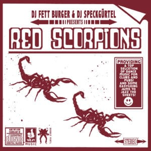 DJ Fett Burger and DJ Speckguertel - Red Scorpions - Royal046 - CLONE ROYAL OAK
