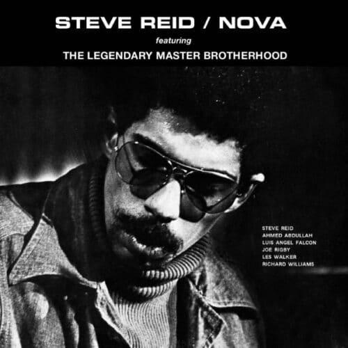 Steve Reid - Nova - SJRLP442 - SOUL JAZZ