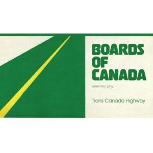 Boards Of Canada - Trans Canada Highway - WAP200R - WARP