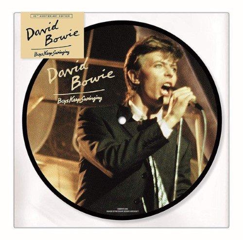 David Bowie - Boys Keep Swinging - 0190295479077 - WARNER