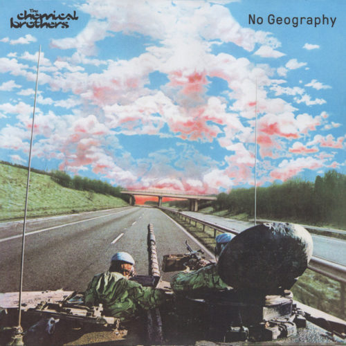Chemical Brothers - No Geography - 0602577286919 - VIRGIN