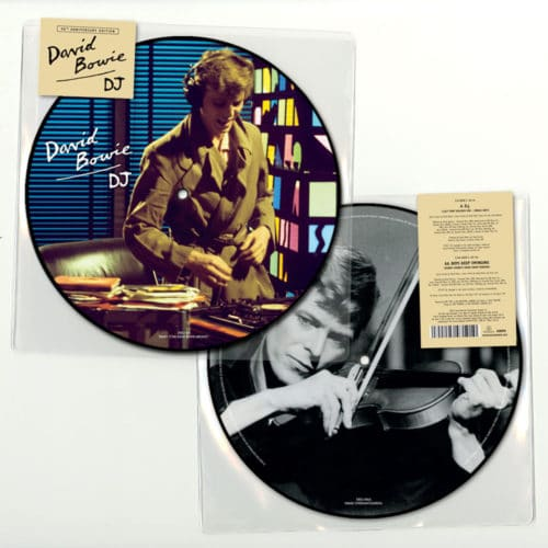 David Bowie - DJ 40th Anniversay - 190295471910 - PARLOPHONE