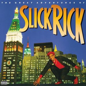 Slick Rick - The Great Adventures Of Slick Rick - 602577260964 - DEF JAM