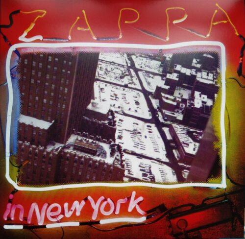Frank Zappa - Zappa In New York (3LP) - 824302385616 - ZAPPA RECORDS