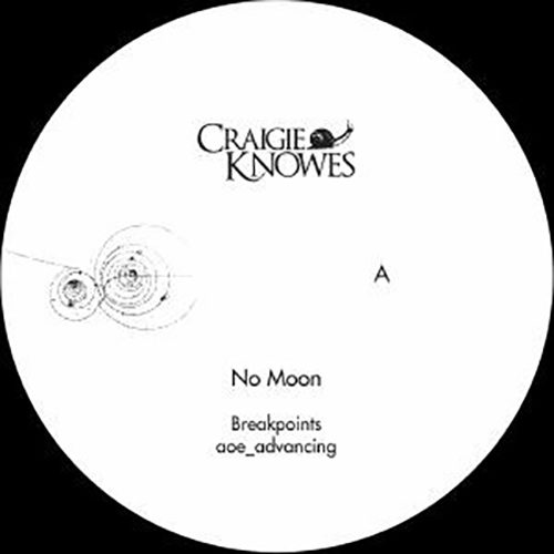No Moon - Where Do We Go From Here? - CKNOWEP15 - CRAIGIE KNOWES