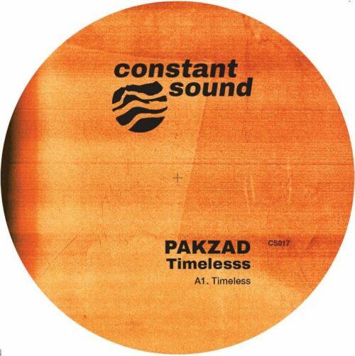 Pakzad - CS 017 - CS017 - CONSTANT SOUND