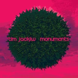 Tim Jackiw - Monuments - DPTX020 - DEEPTRAX RECORDS