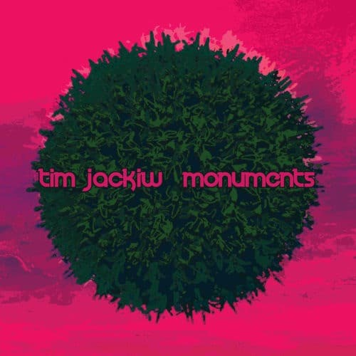 Tim Jackiw - Monuments - DPTX020 - DEEPTRAX RECORDS