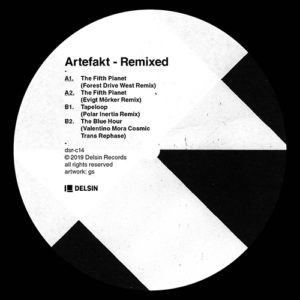 Artefakt - Remixed - DSR-C14 - DELSIN RECORDS ?