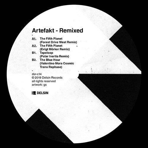 Artefakt - Remixed - DSR-C14 - DELSIN RECORDS ?