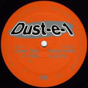 Dust-e-1 - The Cosmic Dust EP - DWLD001 - DUST WORLD
