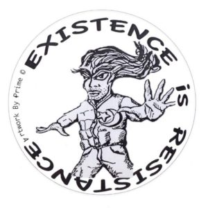 DJ Dlux - The Frontage - ER024 - EXISTENCE IS RESISTANCE