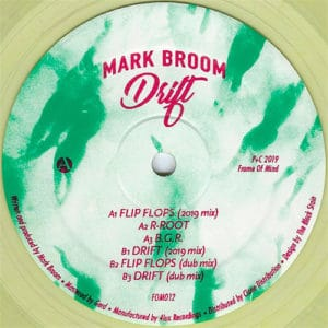 Mark Broom - Drift - FOM012 - FRAME OF MIND ?