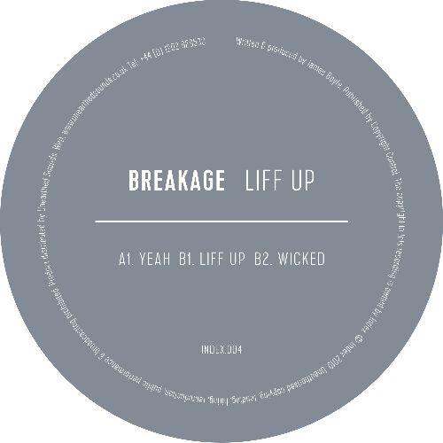 Breakage - Lift Up - INDEX004 - INDEX