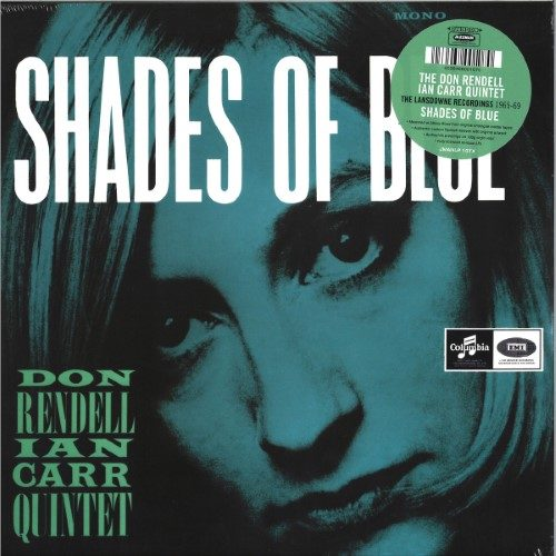 The Don Rendell/Ian Car Quintet - Shades Of Blue - JMANLP107X - JAZZMAN