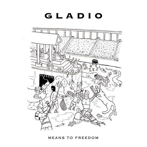 Gladio-Means To Freedom/Legowelt - Gladio-Means To Freedom - LIES142 - L.I.E.S