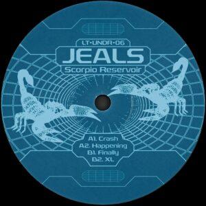 Jeals - Scorpio - LT-UNDR-06 - LOBSTER UNDR
