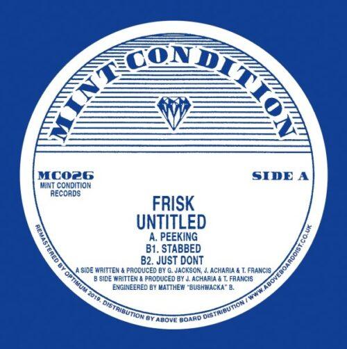Frisk - Untitled - MC026 - MINT CONDITION