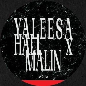 Yaleesa Hall/Malin Genie - Muck EP - MGM06 - MALIN GENIE