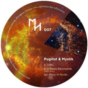 Pugilist/Mystik - Misty In Roots - MH007 - MODERN HYPNOSIS