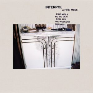 Interpol - A Fine Mess - OLE14311 - MATADOR