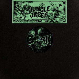 Alexander Skancke - Jungle Japes - QRK001 - QUIRK