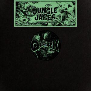 Alexander Skancke - Jungle Japes - QRK001 - QUIRK