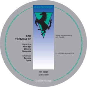 Yak - Termina EP - RS1906 - R&S