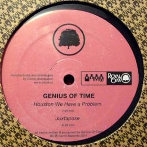 Genius Of Time - Drifting Back / Houston We have a Problem - Royal007 - ROYAL OAK