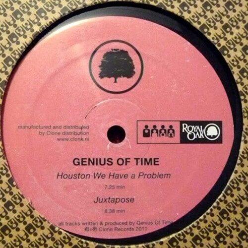 Genius Of Time - Drifting Back / Houston We have a Problem - Royal007 - ROYAL OAK