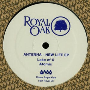 Antenna - New Life - Royal028 - ROYAL OAK