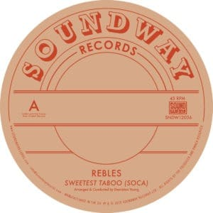 Rebles - Sweetest Taboo - SNDW12037 - SOUNDWAY