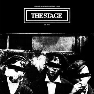 Currensy/Smoke DZA/Harry Fraud - The Stage - SRFSCHL003LP - SRFSCHL
